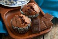 Vegan muffin