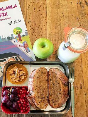 Ülkelere göre çocukların öğle yemekleri