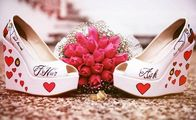 Gelin ayakkabıları...