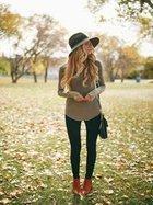 Sonbahar sokak modası