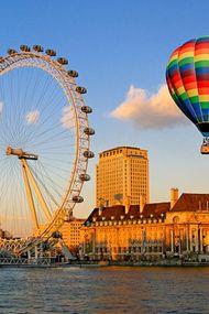 Şimdi Londra mevsimi...