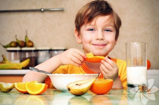 Yemeği çocuğunuzla birlikte yiyin çünkü...