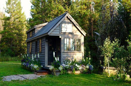 Küçük evler için mobilyalar...