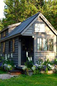 Küçük evler için mobilyalar