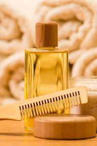 Saçlarınızı zeytinyağıyla besleyin
