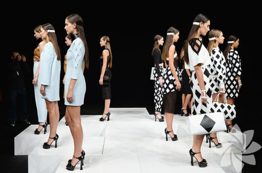 İstanbul'da moda esintisi