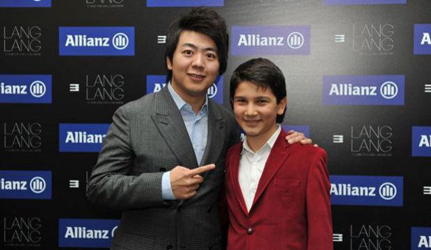 11 yaşındaki dahi piyanist
