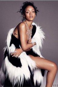 Rihanna hayat felsefesini açıkladı