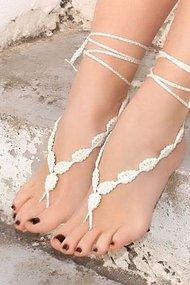Bu sene ayak aksesuarları çok moda