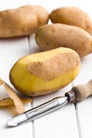 Patates kabuğu deyip geçmeyin!