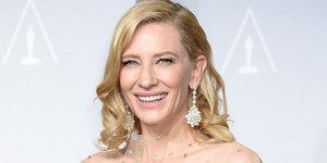 Cate Blanchett: Kocamdan hiç hoşlanmamıştım