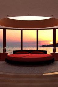 Yuvarlak yataklar...