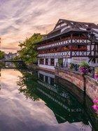 Avrupa'nın başkenti Strasbourg...