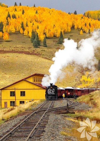 Tren, dünyada ilk kez 1800'lü yılların başında, İngiltere'de kullanılmaya başlanmıştır.