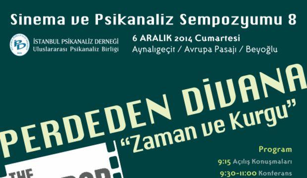 8. Sinema ve Psikanaliz Sempozyumu İstanbul'da...