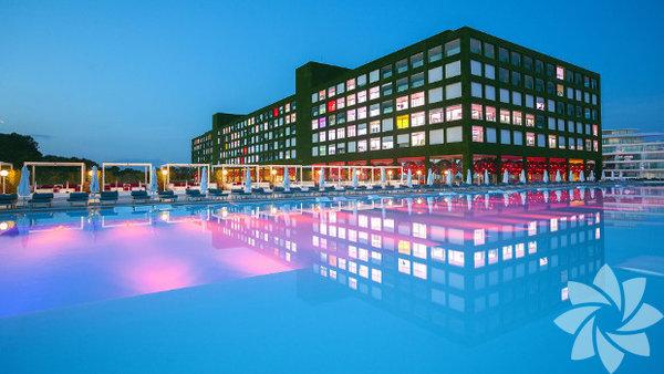 "Antalya – royal adam eve hotel ""balayı deniz olmadan olmaz"