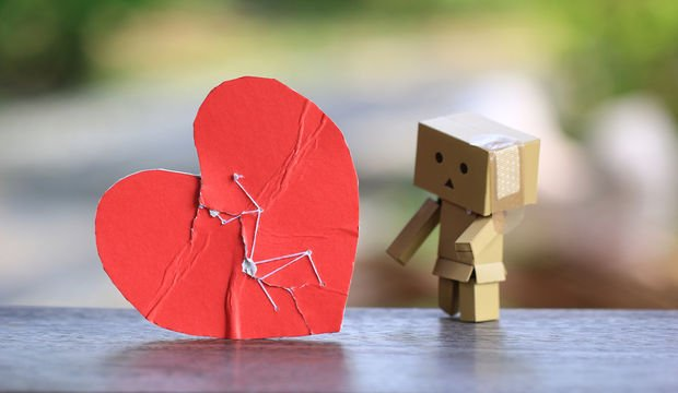 Kırık bir kalbi iyileştirmenin 3 kolay yolu