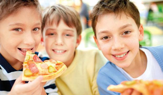Çocuklarda obeziteyi engellemek!