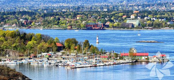 Oslo, Norveç'in başkenti ve en büyük şehri...