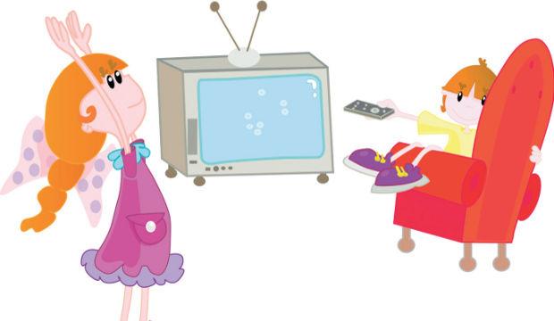 Devletin çocuk kanalı reklamsız olmalı