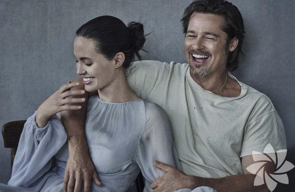 Hollywood'un ünlü oyuncuları Angelina Jolie ve Brad Pitt çiftinin, eylülde aldıkları boşanma kararının ardından çocuklarının velayeti konusunda geçici anlaşmaya vardığı bildirildi.