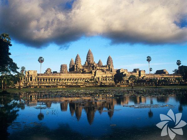Angkor - Kamboçya