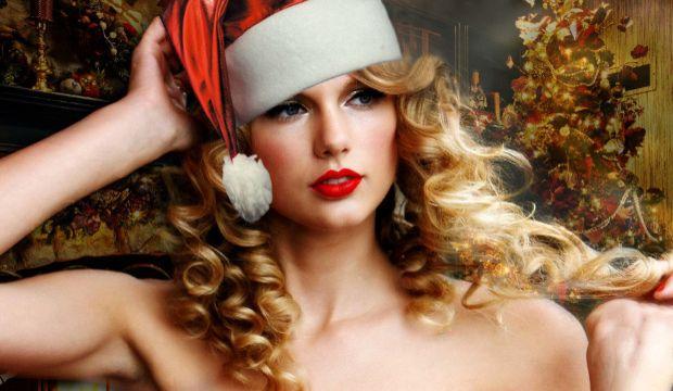 Taylor Swift'ten hayranlarına yeni yıl hediyeleri...