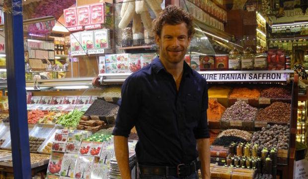 İngiliz şef Tom Aikens: Türk yemekleri güzeldir
