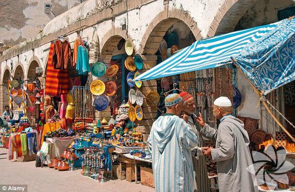 Marakeş Fas'da bulunan bir şehirdir.