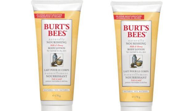Günlük süt ve bal ihtiyacınız Burt's Bees'te!