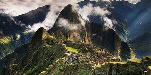 Kızıldereliler diyarı Peru...