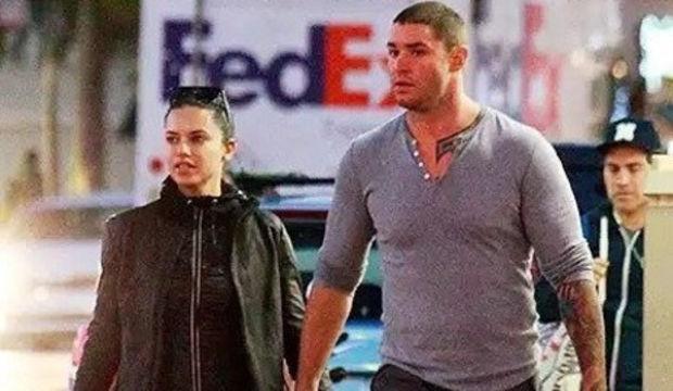 Adriana Lima yeni sevgilisi ile görüntülendi