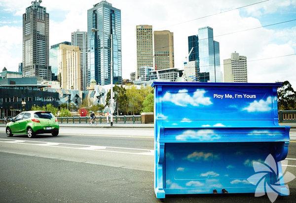 Melbourne, Avustralya, 2014