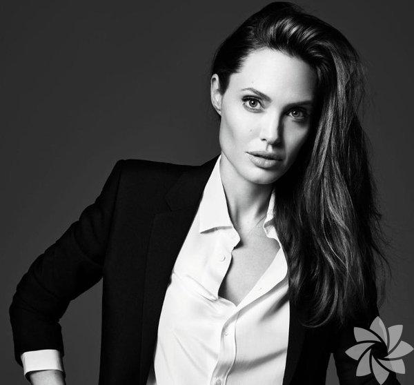 1 – Angelina Jolie