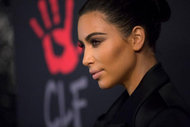 Kim Kardashian'ın son pozu!