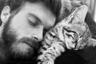 Ünlüler ve kedileri...
