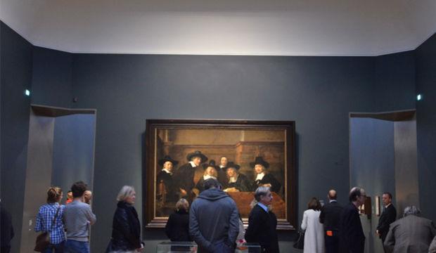 Late Rembrandt'ı kendi şehrinde, Amsterdam'da görün!