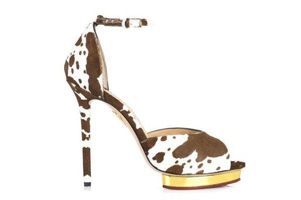 Charlotte Olympia 2015 İlkbahar Yaz Ayakkabı Koleksiyonu