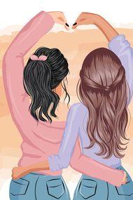 Kız kardeşlerin arkadaş olması için 7 sebep