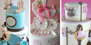 Baby Shower pastaları