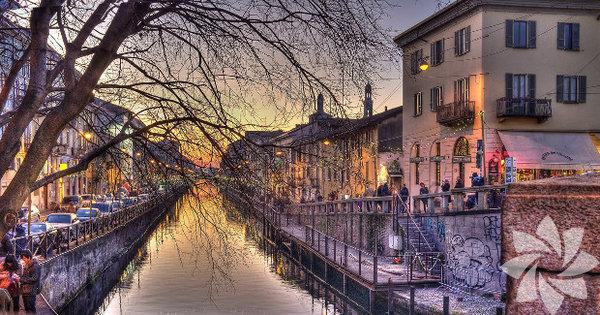 Milano, İtalya'nın ve Avrupa'nın en gelişmiş ve en zengin şehirleri arasında bulunuyor.