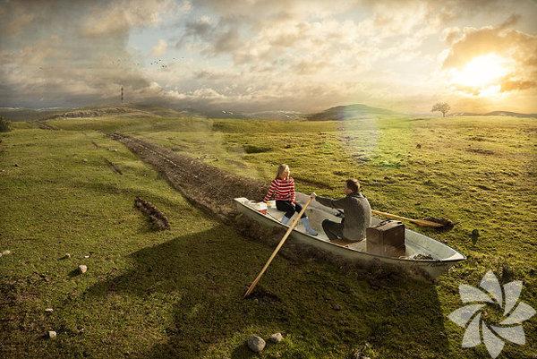 İsveçli fotoğrafçı ve foto-manipülasyon (bizdeki tabiriyle 'fotoşop') ustası Erik Johansson, rüya gibi fotoğraflarıyla büyülüyor...  Erik Johansson