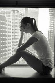 İkinci el stres mağduru musunuz?
