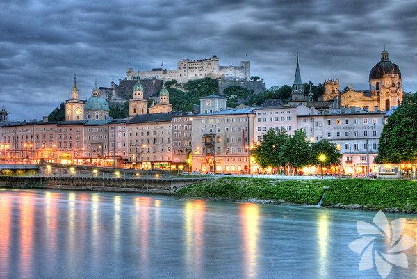 <p>Salzburg, Avusturya'nın bir eyaleti.</p>