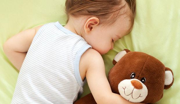 Çocuklarda gündüz uykusu