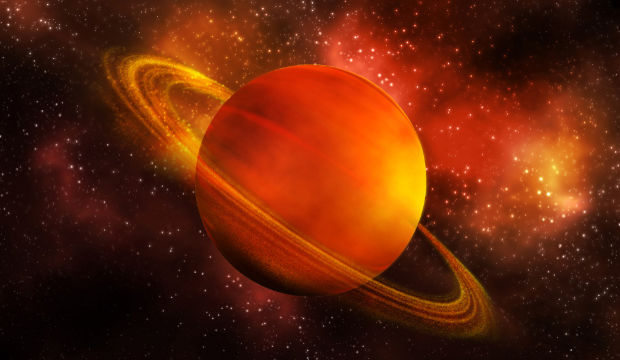 Dikkat Satürn geriliyor!