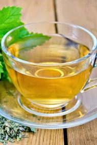 Strese karşı melisa çayı