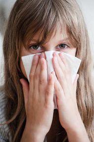 Çocuğu alerjik  hastalıklardan uzak tutmak