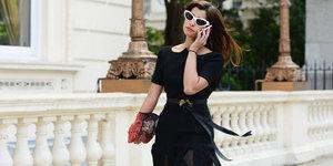 Bir klasik: Küçük siyah elbise (Little Black Dress)