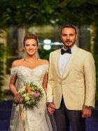 Acun'un kızı evlendi